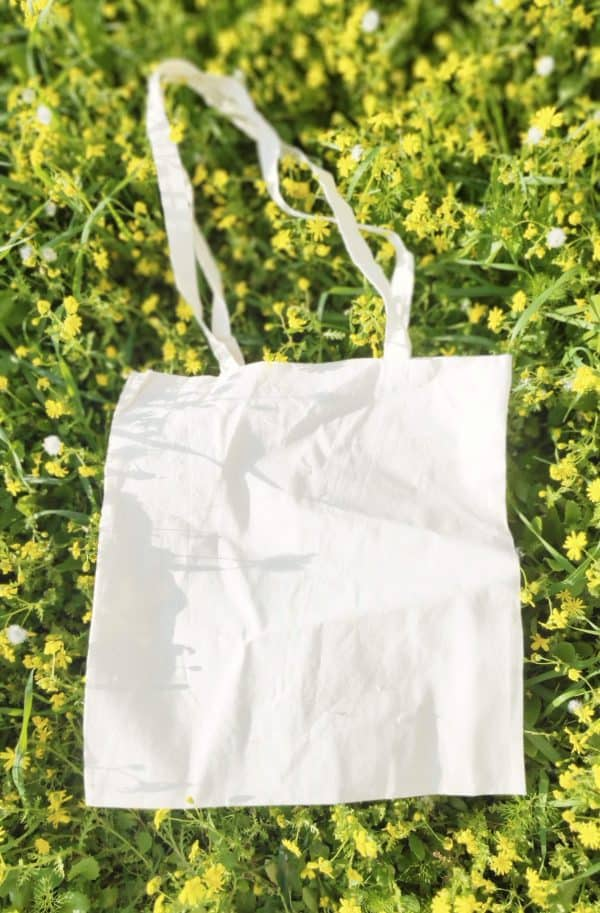tote bag without dye